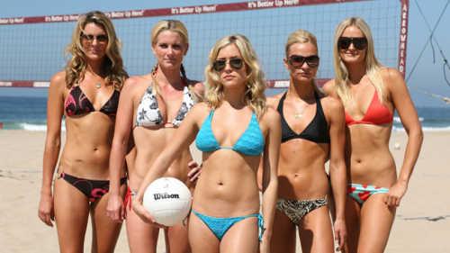 Usa Bikini Bowling Team