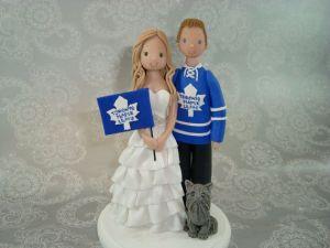 Leafs wedding
