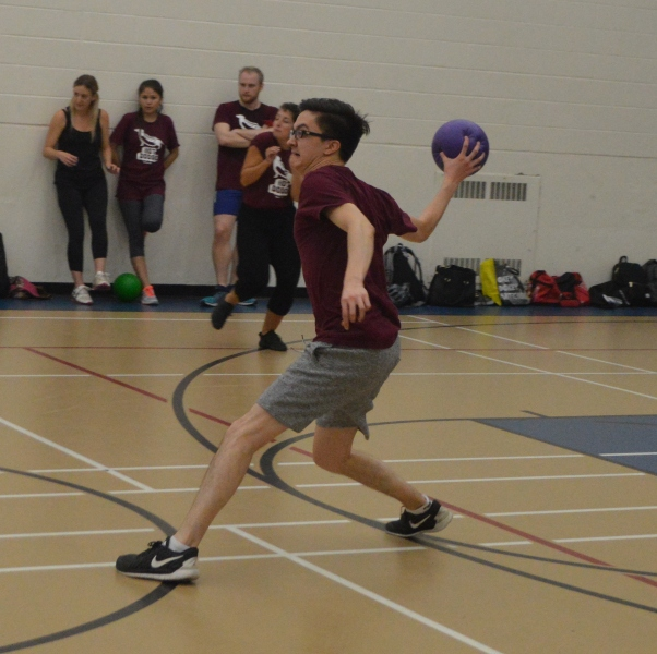 THIS. IS. DODGEBALL!